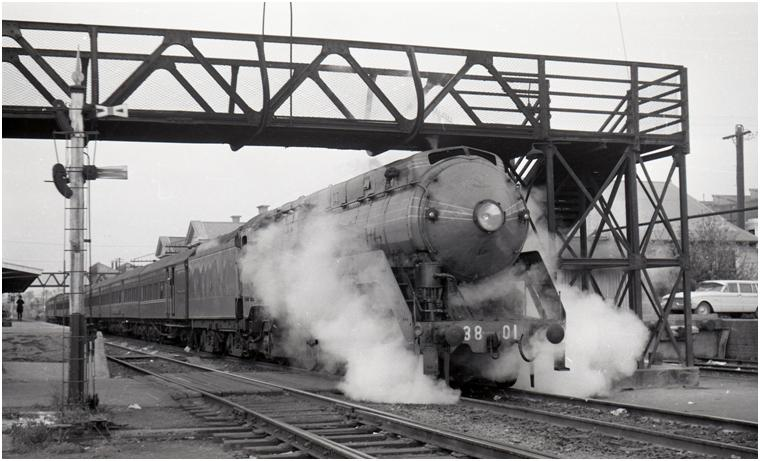 The Mighty 38 Class – NSW's Express Passenger Steam Engine