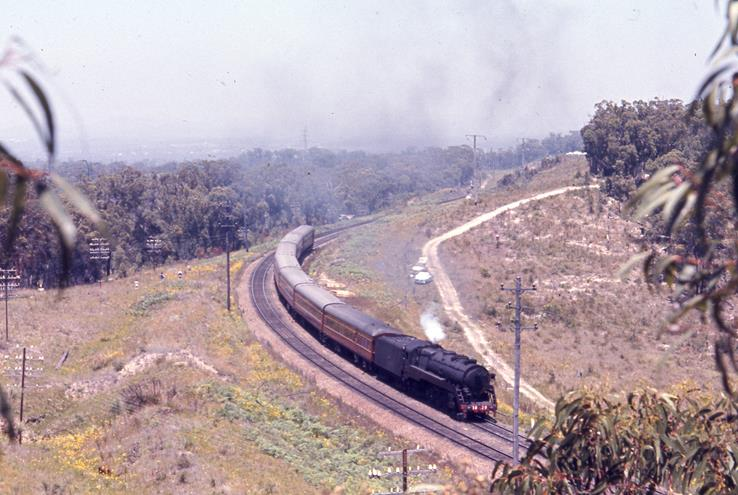 hawkmount newcastle flyer 3820 nsw steam locomotive steam train australia