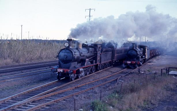 3246 5369 coal train nsw singleton passenger