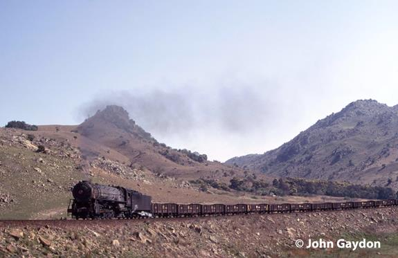valley of a thousand horshoes swaziland mbabane steam train
