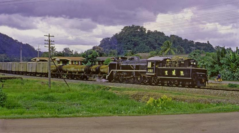 kang tang thung song steam train thailand pacific