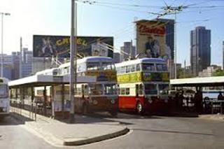 troley bus johannesburg 1975