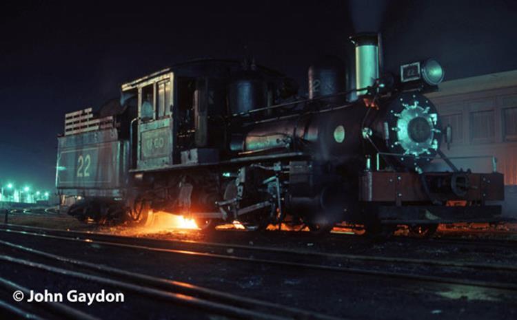 2-4-0 no 22 sao joao del rei brazil steam engine