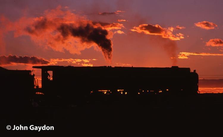 25 class south africa steam engine condensor kimberley