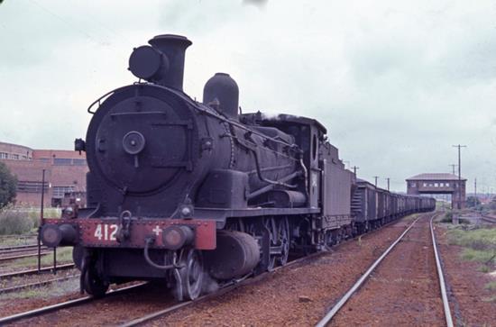 5412 port waratah 1972