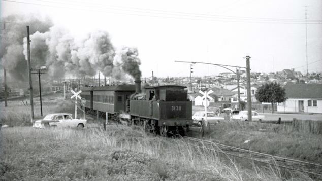 3138 C30 tank nsw steam belmont adamstown