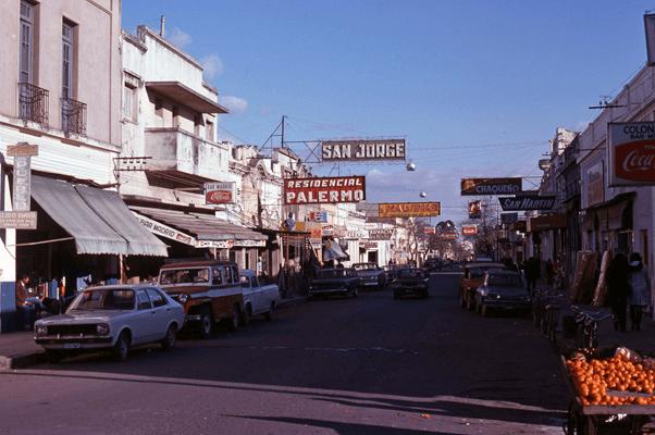 Salta argentina july 1976