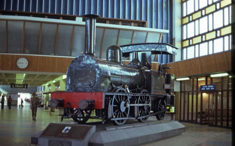 cape town steam loco south africa