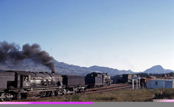 14CRB and 2 GEAs at Steenbras