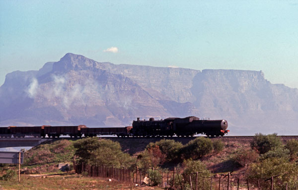 S2 On Local Goods near Table Mountain