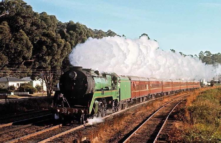 3813 northern exposures nsw steam train ourimbah short north john allerton