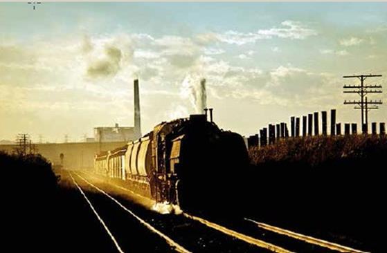 AD60 Liddell coal train