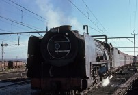 Recording The Days Of Steam Trains South From Sydney