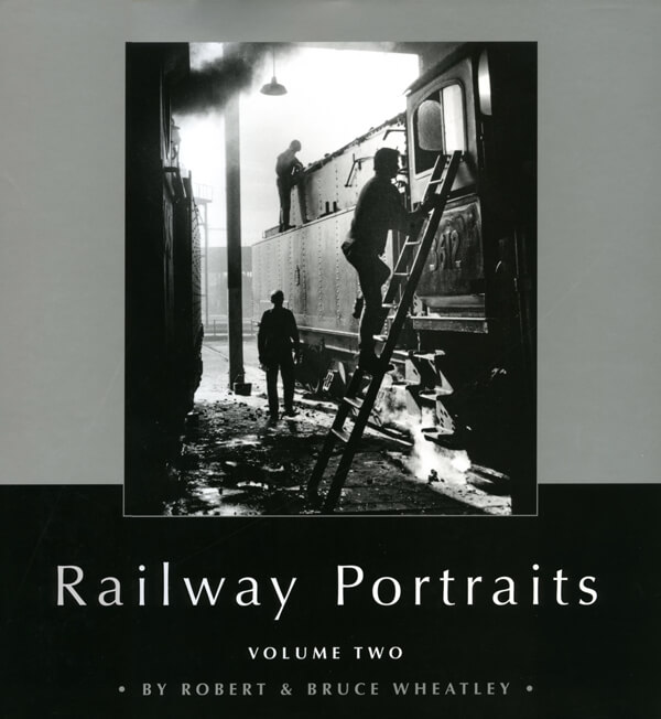 nsw railway portraits steam train