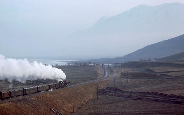 turkey steam trains 2-8-2 baldwin mikado tatvan