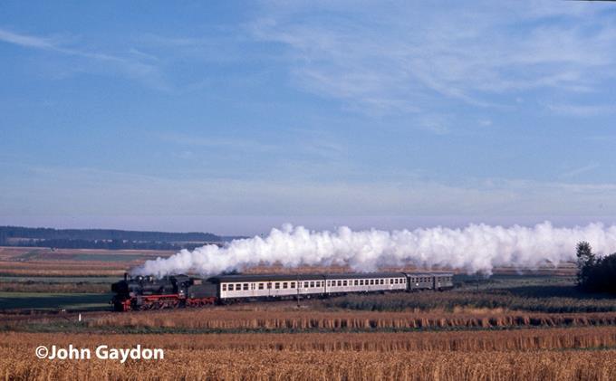 german 38 class steam loco villingen