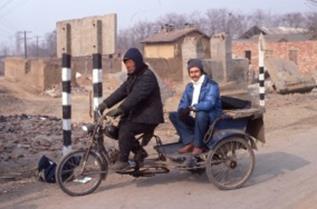 louyang tricycle steam train engine loco china