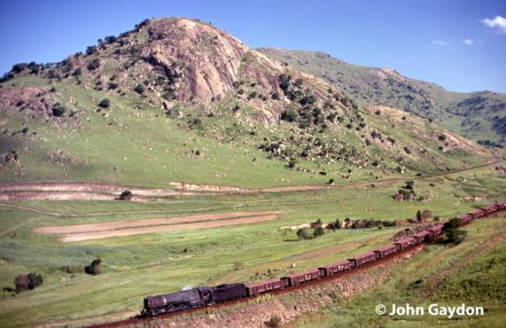 swaziland railway steam loco africa steam train