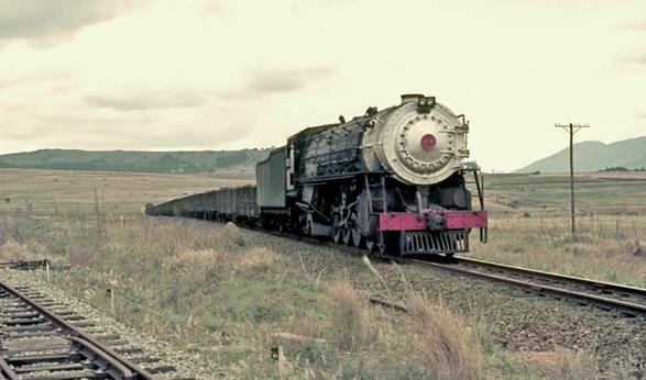 matsapha swaziland railway steam train mozambique 700