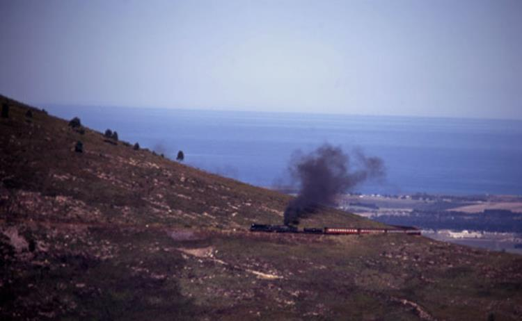 montegu pass gmam south african steam railway george sa