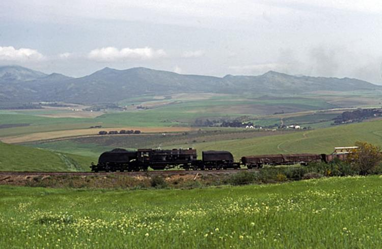 GEA bot river caledon cape town cape province south africa steam train