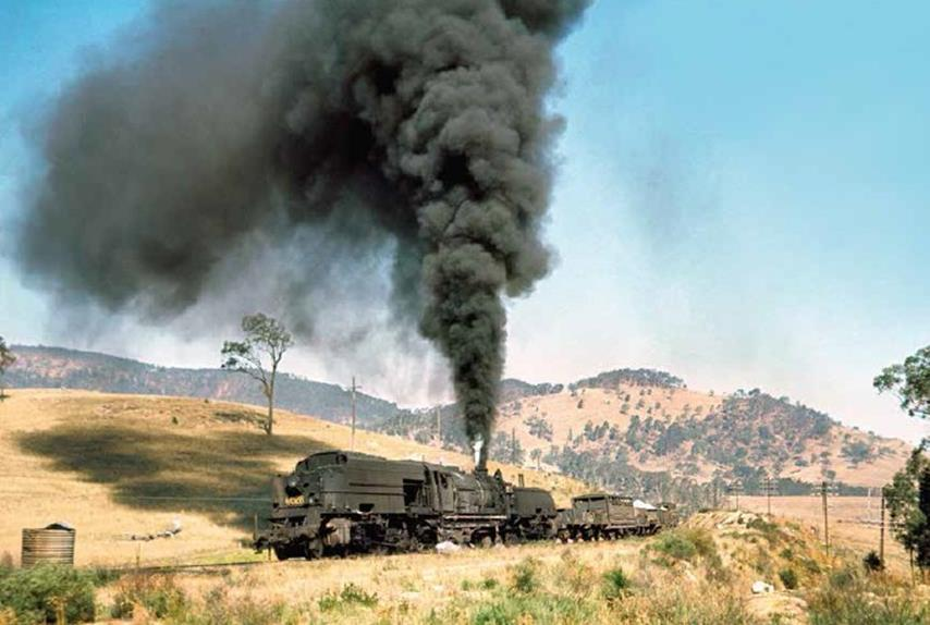 antienne nsw garratt freight