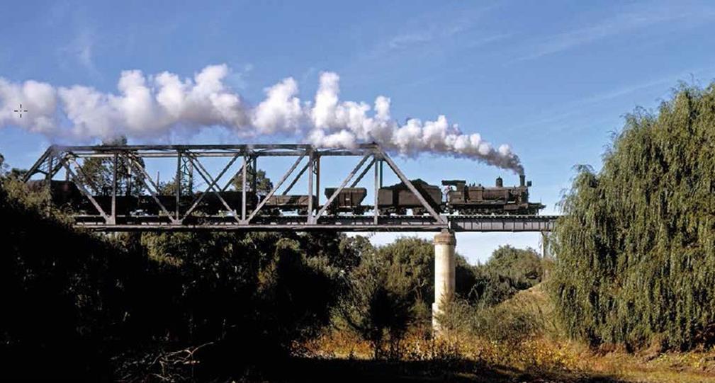 c30 merriwa railway line
