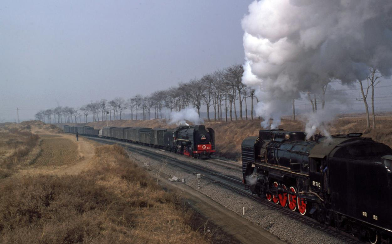 QJ louyang steam loco china