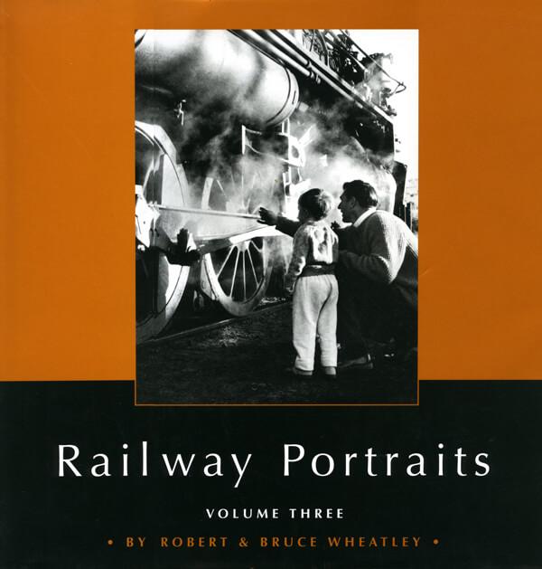 railway portraits wheatley steam train